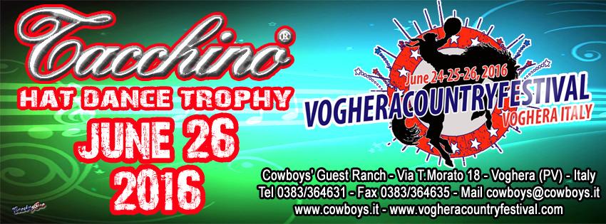 VCF2016 Tacchino Dance Trophy